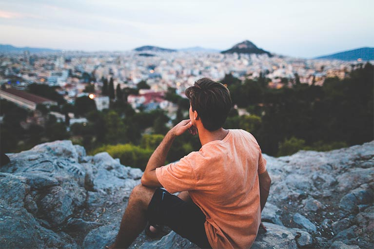 5 weeks in Athens, Greece